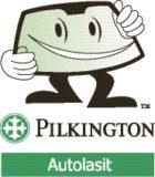 Pilkington Ruuturipa Autolasit Tunnus 140x160